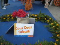 Cous Cous Fest 2007 - Expo Village - itinerario alla scoperta dell'artigianato, del turismo, dell'agroalimentare siciliano e dei Paesi del Mediterraneo - 28 settembre 2007        - San vito lo capo (828 clic)