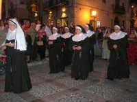 2° Corteo Storico di Santa Rita - Rita stigmatizzata - La badessa e alcune consorelle - 17 maggio 2008   - Castellammare del golfo (1335 clic)