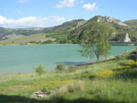 Lago Arancio - 25 aprile 2008   - Sambuca di sicilia (1200 clic)