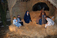 Presepe Vivente presso l'Istituto Comprensivo A. Manzoni - 21 dicembre 2008   - Buseto palizzolo (773 clic)