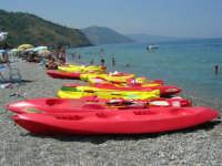 Villaggio Turistico Capo Calavà: la spiaggia ed il mare - 23 luglio 2006   - Gioiosa marea (2254 clic)