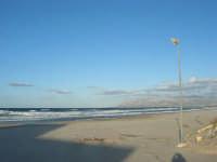 zona Battigia: il mare d'inverno - 4 febbraio 2007  - Alcamo marina (951 clic)