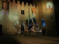 Festeggiamenti Maria SS. dei Miracoli - La Festa del Paradiso - L'Assalto al Castello - Piazza Castello - 20 giugno 2008   - Alcamo (539 clic)