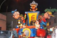 Carnevale 2009 - XVIII Edizione Sfilata di carri allegorici - 22 febbraio 2009  - Valderice (2386 clic)