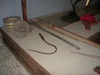 Museo etno-antropologico presso l'Istituto Comprensivo A. Manzoni (30)- 20 dicembre 2007  - Buseto palizzolo (875 clic)