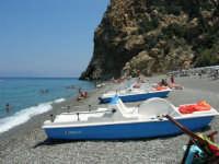 Villaggio Turistico Capo Calavà: la spiaggia ed il mare - 23 luglio 2006   - Gioiosa marea (1525 clic)