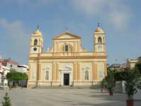 Piazza Rettore Evola - Chiesa Madre dedicata a Sant'Anna - 2 giugno 2008    - Balestrate (2870 clic)