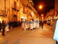 festa dell'Immacolata: la processione nel corso VI Aprile - 8 dicembre 2009   - Alcamo (1833 clic)