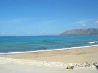 spiaggia di levante e golfo di Castellammare - 5 ottobre 2008   - Balestrate (1607 clic)