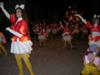 Carnevale 2009 - XVIII Edizione Sfilata di carri allegorici - 22 febbraio 2009   - Valderice (2339 clic)