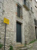 Convento e Chiesa dei PP. Predicatori di San Domenico - sec. XV - XVII - 25 aprile 2006  - Erice (1120 clic)