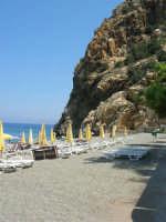 Villaggio Turistico Capo Calavà: la spiaggia - 23 luglio 2006   - Gioiosa marea (1365 clic)