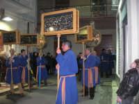 Processione in onore di San Giuseppe - via Galileo Galilei - 15 marzo 2008   - Alcamo (1160 clic)