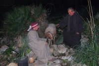 Parco Urbano della Misericordia - LA BIBBIA NEL PARCO - Quadri viventi: 4. Il Servo sofferente - 5 gennaio 2009  - Valderice (2517 clic)