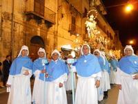 festa dell'Immacolata: la processione nel corso VI Aprile - 8 dicembre 2009   - Alcamo (2069 clic)