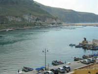 vista sul porto - 7 maggio 2006  - Castellammare del golfo (720 clic)