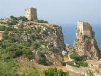 Torre di avvistamento - 1 luglio 2005  - Scopello (1680 clic)