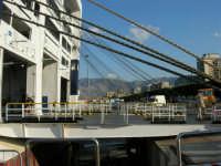 GNV LA SUPERBA ormeggiata al porto - 10 agosto 2006  - Palermo (1788 clic)