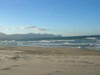 zona Canalotto: il mare d'inverno - 4 febbraio 2007  - Alcamo marina (1100 clic)