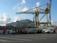 il Monte Pellegrino visto dal porto - 10 agosto 2006  - Palermo (1165 clic)