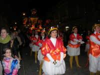 Carnevale 2009 - XVIII Edizione Sfilata di carri allegorici - 22 febbraio 2009   - Valderice (2070 clic)