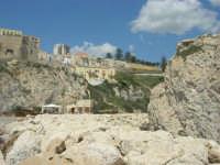 dal porto la periferia della città - 25 aprile 2008  - Sciacca (1269 clic)