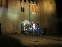 Festeggiamenti Maria SS. dei Miracoli - La Festa del Paradiso - L'Assalto al Castello - Piazza Castello - 20 giugno 2008   - Alcamo (497 clic)