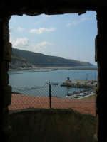 vista sul porto - 7 maggio 2006  - Castellammare del golfo (866 clic)