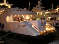 32ma America's Cup: superyachts attraccati al porto - 1 ottobre 2005   - Trapani (2366 clic)