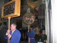 Processione in onore di San Giuseppe - via Galileo Galilei - 15 marzo 2008   - Alcamo (937 clic)
