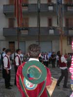 2° Corteo Storico di Santa Rita - Piazza Madonna delle Grazie - esibizione degli Stendardieri di Petralia La Suprana - 17 maggio 2008   - Castellammare del golfo (511 clic)