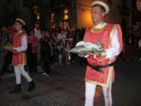 2° Corteo Storico di Santa Rita - I cavalieri con i segni della Santa - 17 maggio 2008   - Castellammare del golfo (497 clic)