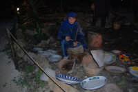 Presepe Vivente - 26 dicembre 2008  - Balata di baida (2012 clic)