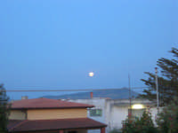 luna piena - 8 maggio 2009  - Alcamo (2022 clic)