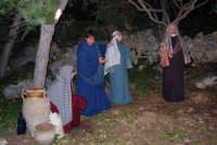 Parco Urbano della Misericordia - LA BIBBIA NEL PARCO - Quadri viventi: 5. Zaccaria - 5 gennaio 2009  - Valderice (2624 clic)