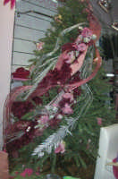 Albero di Natale in vetrina nel corso VI Aprile - 21 dicembre 2008    - Alcamo (863 clic)