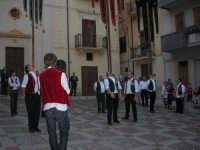 2° Corteo Storico di Santa Rita - Piazza Madonna delle Grazie - esibizione degli Stendardieri di Petralia La Suprana - 17 maggio 2008   - Castellammare del golfo (488 clic)