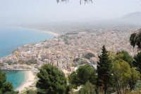 panorama della città dall'Hotel Belvedere - 20 aprile 2008  - Castellammare del golfo (777 clic)