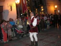 2° Corteo Storico di Santa Rita - Associazione Sbandieratori Città di Caccamo - 17 maggio 2008   - Castellammare del golfo (480 clic)