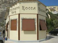 Chiosco sul molo - 25 aprile 2008  - Sciacca (1374 clic)