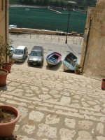 scalinata sul porto - 7 maggio 2006  - Castellammare del golfo (832 clic)
