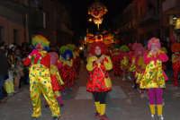 Carnevale 2009 - XVIII Edizione Sfilata di carri allegorici - 22 febbraio 2009  - Valderice (2372 clic)
