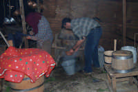 Presepe Vivente - 26 dicembre 2008  - Balata di baida (2543 clic)