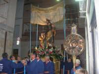 Processione in onore di San Giuseppe - via Galileo Galilei - 15 marzo 2008   - Alcamo (1162 clic)