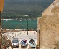 veduta sul porto - 7 maggio 2006  - Castellammare del golfo (925 clic)