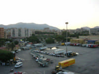 dal porto, vista sulla città - 10 agosto 2006  - Palermo (848 clic)