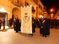 festa dell'Immacolata: la processione nel corso VI Aprile - 8 dicembre 2009   - Alcamo (1900 clic)