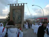 Processione della Via Crucis con gruppi statuari viventi - 5 aprile 2009   - Buseto palizzolo (2180 clic)