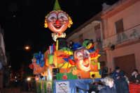 Carnevale 2009 - XVIII Edizione Sfilata di carri allegorici - 22 febbraio 2009  - Valderice (2014 clic)