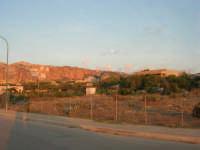 lungomare: panorama entroterra - 12 ottobre 2008  - Cornino (877 clic)